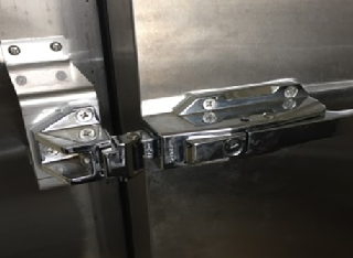 MO-S型 オーバーラップ防熱扉
