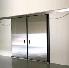 MS型 手動式防熱扉 大型扉にも対応したスムーズタイプ
